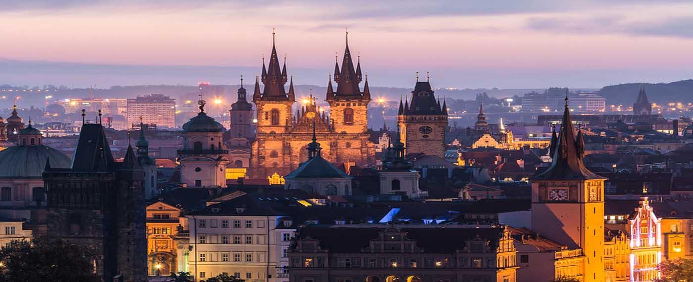 PRAGUE - INNSBRUCK - ZURICH